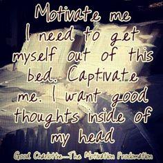 Good Charlotte--The Motivation Proclamation