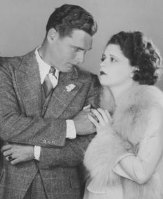 Richard Arlen and Clara Bow, Ladies of the Mob (1928)