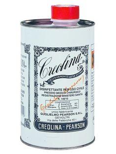 CREOLINA PEARSON ORIGINALE DISINFETTANTE LT. 1 http://www.decariashop.it/disinfettanti/4222-creolina-pearson-originale-disinfettante-lt-1.html