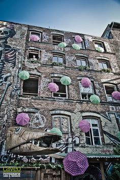 Kater Holzig Berlin by uwebwerner, via Flickr
