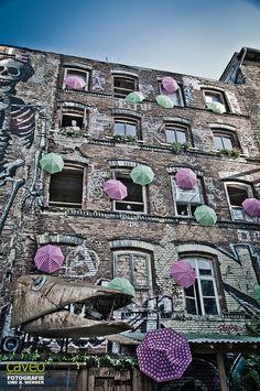 Kater Holzig Berlin by uwebwerner, via Flickr