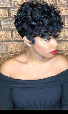 Best Short Hairstyles for Black Women 2018 – 2019 Curly-Pixie-Haircuts Best Short Hairstyles for Black Women 2018 – 2019 Related posts:Latest Curly Bob Hairstyles for WomenIdeas to update your ponytailStylish Short Haircuts for Curly Wavy Hair Short Curly Pixie, Curly Pixie Hairstyles, Short Curls, Short Curly Styles, Black Girls Hairstyles, Short Hair Cuts, Curly Hair Styles, Natural Hair Styles, Updo Curly