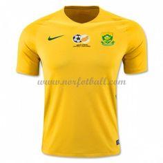 Sør-Afrika 2018 Landslagsdrakt Kortermet Hjemme Fotballdrakter Polo Shirt, T Shirt, Polo Ralph Lauren, Mens Tops, How To Wear, Fashion, Supreme T Shirt, Moda, Polos