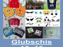 10x10 GLUBSCHIS - Gesichter