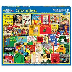 Jigsaw Puzzle Storytime Books