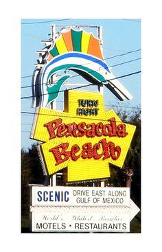Welcome to Pensacola Beach Florida