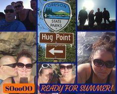 Hug Point – Coastal Cathy