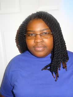 Havana Yarn Twist  Contact me Now for your Next Hair Appointment!