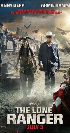 The Lone Ranger (2013) - IMDb