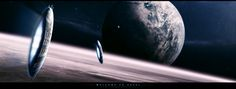 #space #scifi #art