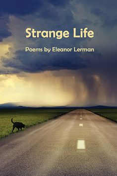 Eleanor Lerman, a visionary American poet from New York, whispers her view of contemporary society instead of shouting or employing complex poetic devices. Her verse is accessible, multilayered, and often brooding. The poems in Strange Life, centering on issues such as the afterlife, time, and understanding transitions, are arranged in three sections: Metaphysics, The Politics of Resistance, and The Future Looms.