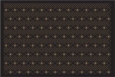 Custom fabric design - The idea is to create a signature look for our dog beds by offering this cushion fabric as standard