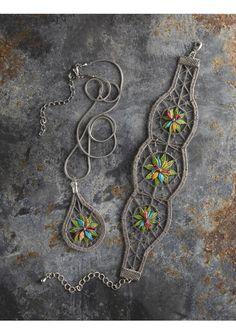 Lace Heart, Lace Jewelry, Bijoux Diy, Bobbin Lace, Lace Detail, Butterfly, Pendant Necklace, Drop Earrings, Boho