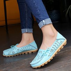 2016 Women Flats Solid Cut-outs Comfortable Women Casual Shoes Round Toe Moccasins Loafers Wild Breathable Driving Shoes ST431 #electronicsprojects #electronicsdiy #electronicsgadgets #electronicsdisplay #electronicscircuit #electronicsengineering #electronicsdesign #electronicsorganization #electronicsworkbench #electronicsfor men #electronicshacks #electronicaelectronics #electronicsworkshop #appleelectronics #coolelectronics