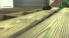 How to Build A Wheelchair Ramp - Part Three