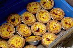 Pasteis de nata - Macao