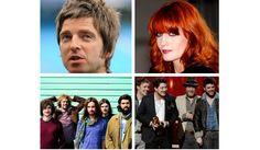 Grilla Lollapalooza Argentina 2016: Noel Gallagher, Florence & The Machine, Tame Impala y más