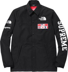 The North Face®/Supreme Expedition Coaches Jacket