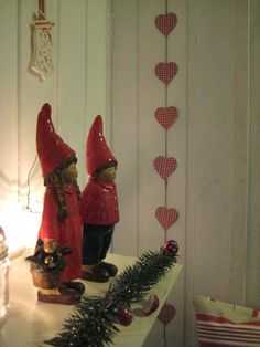 nisse -- always a part of Christmas!