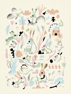 Happy ? Mitou ! Illustration Blog !!!!