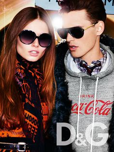 dd7450e93d5 D Eyewear 2011-2012 Campaign I have this sunglasses and I love them! Runway