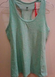 Kup mój przedmiot na #vintedpl http://www.vinted.pl/damska-odziez/odziez-sportowa/12073983-piekna-mietowa-koszulka-sportowa-nigdy-nie-noszona