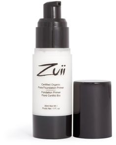Zuii Organic Foundation Primer is a certified organic blend of nourishing ingredients that offer enhanced protection and hydration for the skin. Apply one gentle pump to the face and neck prior to your makeup application to create an even canvas for your applied foundation.