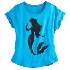 Ariel Fashion Tee for Women | Disney Store