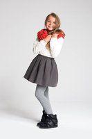 Spódniczka HELLO #fashionkids #modadziecieca #skirts #fashion #moda #kids #spodniczki http://www.kids.stoneskirts.pl/