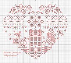 Blackwork Cross Stitch, Blackwork Embroidery, Cross Stitch Samplers, Cross Stitching, Cross Stitch Embroidery, Embroidery Patterns, Small Cross Stitch, Cross Stitch Heart, Cross Stitch Silhouette