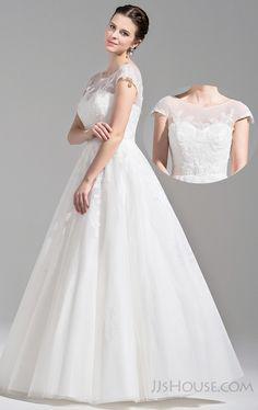 So beautiful the wedding dress is. #JJsHouse #JJsHouseWeddingDress