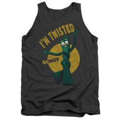 Gumby: Twisted Tank Top
