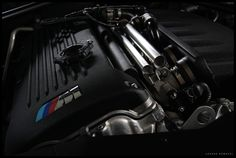The BMW S54 engine. The last great high-output, naturally aspired inline 6. <3