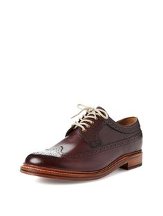 Sid Wingtip Derby from Standout Dress Shoes by Grenson & More on Gilt
