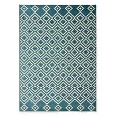 Karina Indoor/Outdoor Rug - Air Blue, X - Frontgate Luxury Swimming Pools, Luxury Pools, Indoor Outdoor Rugs, Outdoor Rooms, Outdoor Decor, Pergola Decorations, Pergolas For Sale, Pergola With Roof, Beautiful Pools