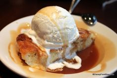 'Ohana Bread Pudding Recipe from Disney World!