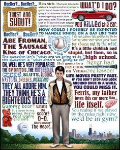 Ferris Bueller - Chet Phillips