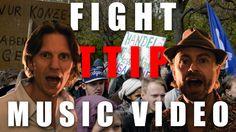 Official Music Video - WAMP (feat. Ajugafan) - Fight TTIP!
