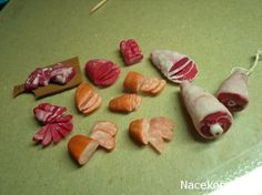 How to make meat in photos - Russian