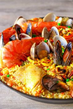 Paella à la valencienne - Les Délices De Marina