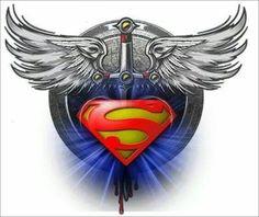 Your superman tonight.....