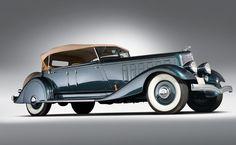 Chrysler Custom Imperial Phaeton (1933)