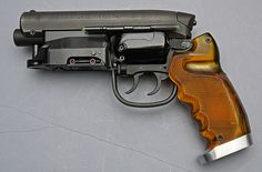 Tomenosuke Blade Runner Blasters.  Ummm.....is it bad that I, like, REALLY want this...