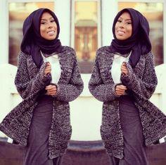 <3 Muslimah inspiration hijab