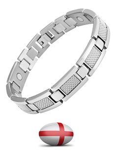 England | Six Nations Rugby | kit inspired bracelet