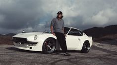 Real-life Fast and Furious: Driving Sung Kang's ridiculously sexy Datsun 240Z