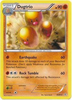 Dugtrio 39/83 Pokemon TCG: Generations Pokemon Card