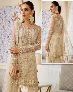 Pakistani Mehndi Dress, Pakistani Wedding Dresses, Pakistani Dress Design, Bridal Dresses, Designer Anarkali Dresses, Designer Wedding Dresses, Dress Party, Party Wear, Shalwar Kameez
