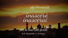 Roby Facchinetti - Rinascerò, Rinascerai (I'll be reborn, you'll be reborn) Music Songs, Music Videos, Stress Control, Richard Wagner, Perfect Marriage, Social Activities, See On Tv, Shout Out, Helping People