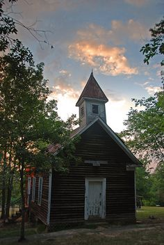 The Old School House by outsideshot, via Flickr